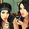 The Veronicas by sweet-insomnia