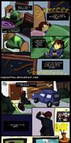 Undertale Comic: Hiding