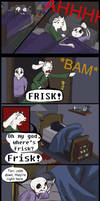 Undertale: A puppet remembers their strings by IvyLeafTea