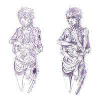 Body Art by Dann-Rei