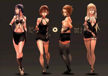 K-On Poster by Dann-Rei