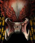 Volve Predator. Draw this again challenge