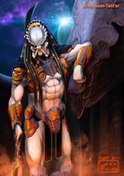 Guan-Tant'er Predator by Imago9149