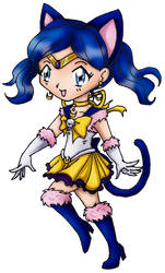 Sailor Luna by KikiLime