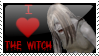 I love the Witch Stamp: L4D by KikiLime
