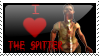 I love the Spitter Stamp: L4D2 by KikiLime