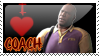 I love Coach Stamp: L4D2 by KikiLime