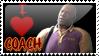 I love Coach Stamp: L4D2 by KikiLime