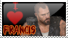 I love Francis Stamp: L4D by KikiLime