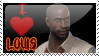 I love Louis Stamp: L4D by KikiLime