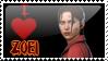 I love Zoei Stamp: L4D by KikiLime