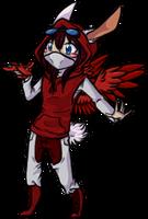 Powerglide Chibi by KikiLime
