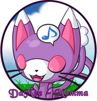 DA DaMee ID badge Gift