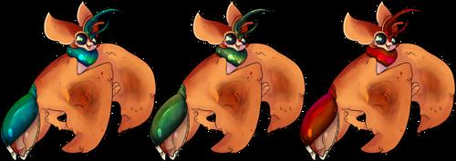 Lani Side by side commission by KikiLime