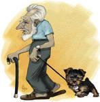 Old Codger by Pixel-Slinger