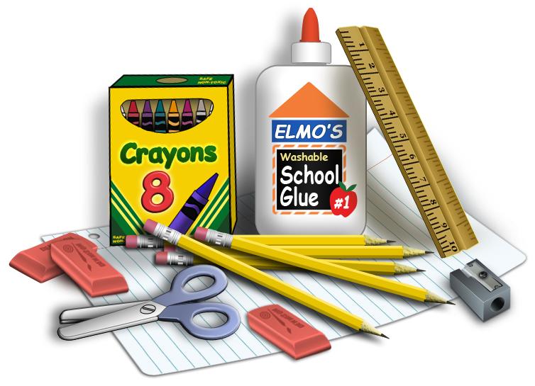 Elementary School Supplies