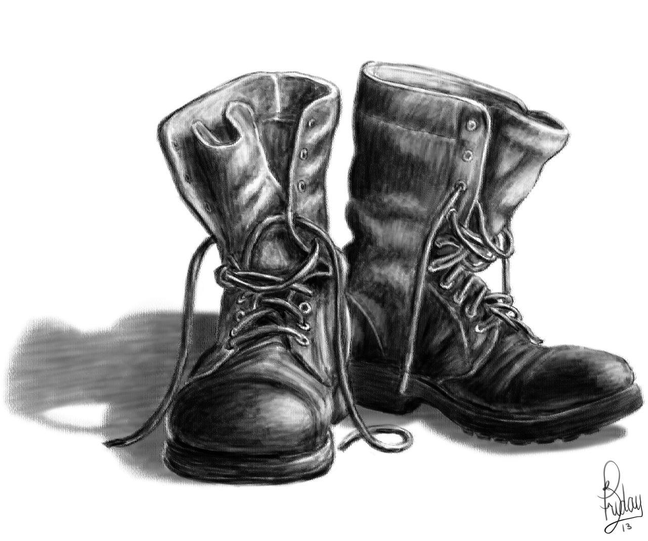 still boots by pixel slinger on deviantart