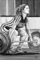 Weightlifter by Pixel-Slinger