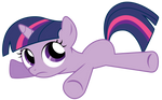 filly twilight vector