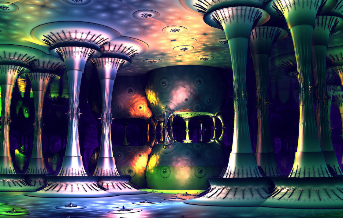 atrium by nemitode