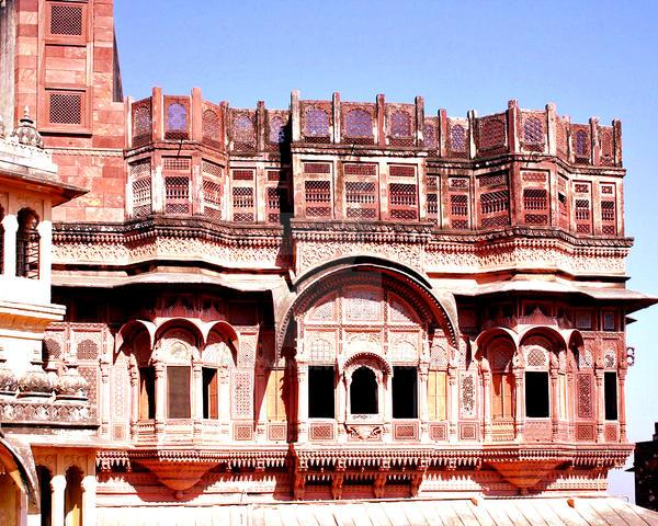 Mehrangarh fort, jodhpur by jetmon