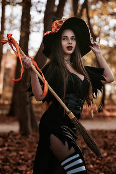 Halloween Special Stock - The Witch