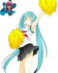 Render - Miku Hatsune