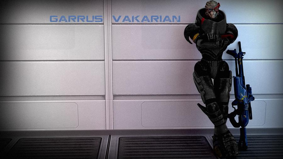 Spectre Garrus Vakarian by Garrus-Vakarian-SW