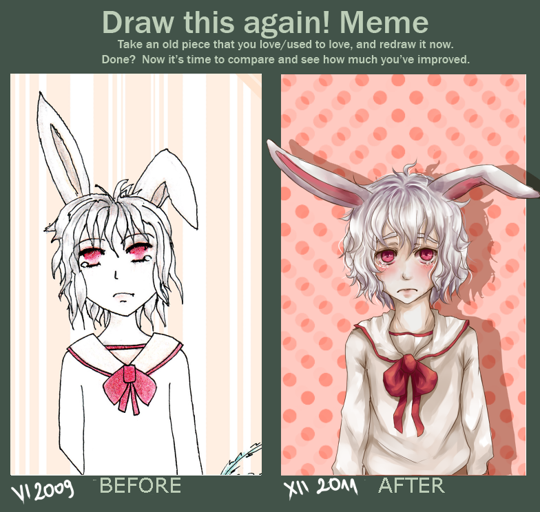 draw this again meme template - draw this again meme by hetarehana on deviantart