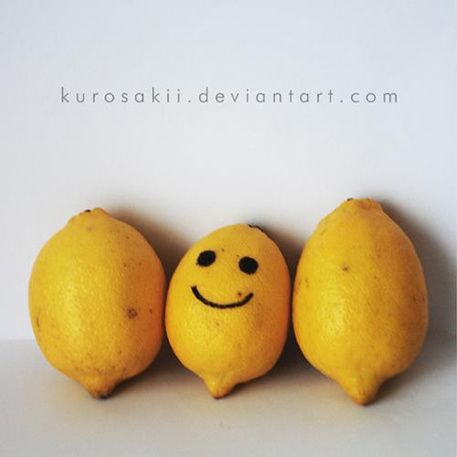 Une Vie de Citron by kurosakii