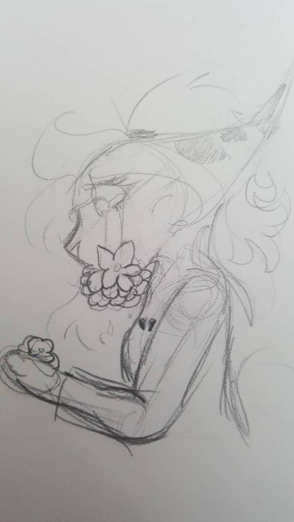 Broken - - by Wildflower-Ivalia