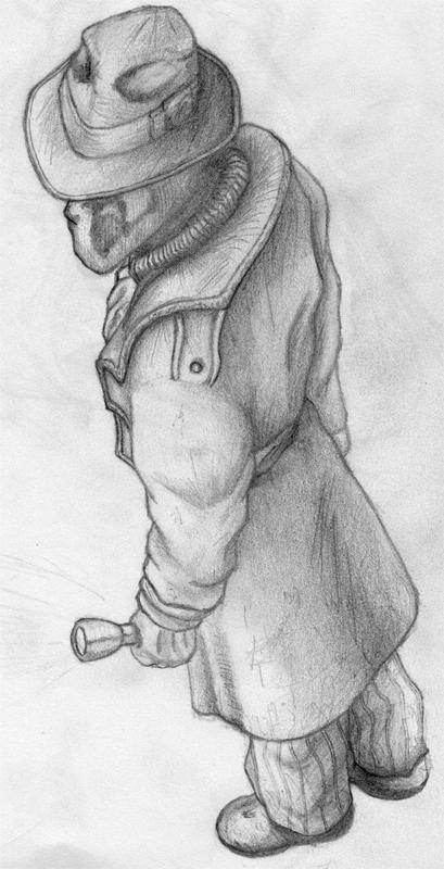 Rorschach by thegreatseanzy