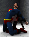 Superman Bound Alt View
