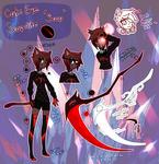 SU Gemsona: Cats Eye Scapolite