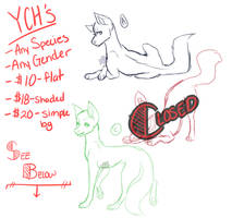 A. YCH batch [paypal or points] OPEN