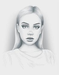 Wings Portrait by moisesrodriguez-art