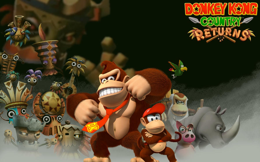 donkey kong country returns pc game download full version