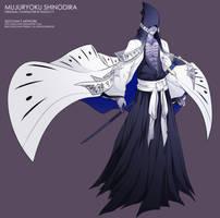 Mujuryoku Shinodira: The First Shinigami by oggo171