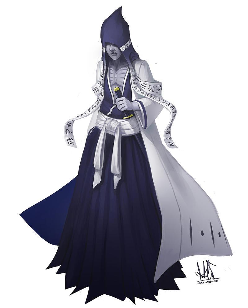 Mujuryoku Shinodira: Death By Oggo171 On DeviantArt