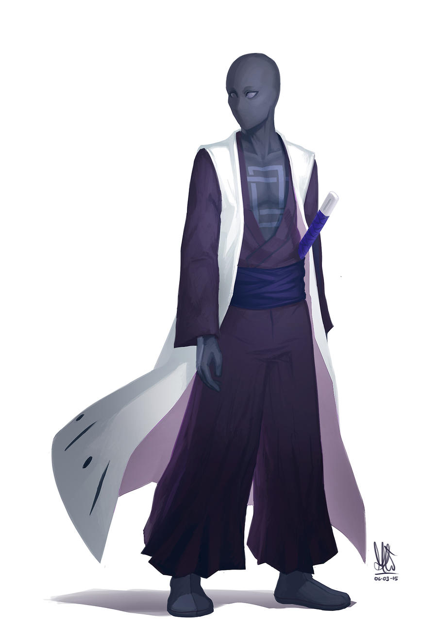 [Ficha de Personagem] Bishamon Van Der Maat Kumo_tetsu__master_of_stealth_by_oggo171-d98mu6x