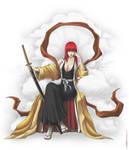 Manetsuhime Tenninji - Crimson Queen by oggo171