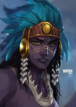 Yaopoca Tezcalli - Lord of Sacrifices
