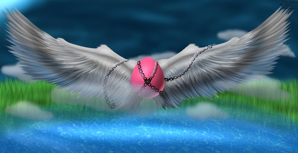 Wings by ShySilver5000