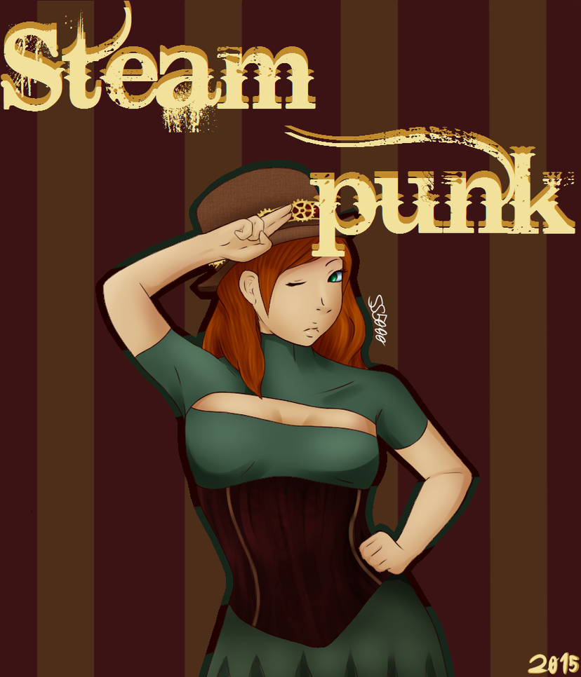 Steampunk by ShySilver5000
