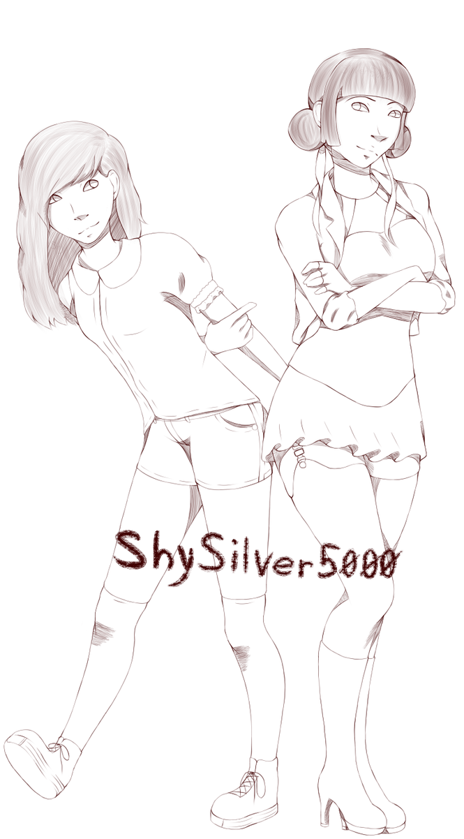 S.A by ShySilver5000