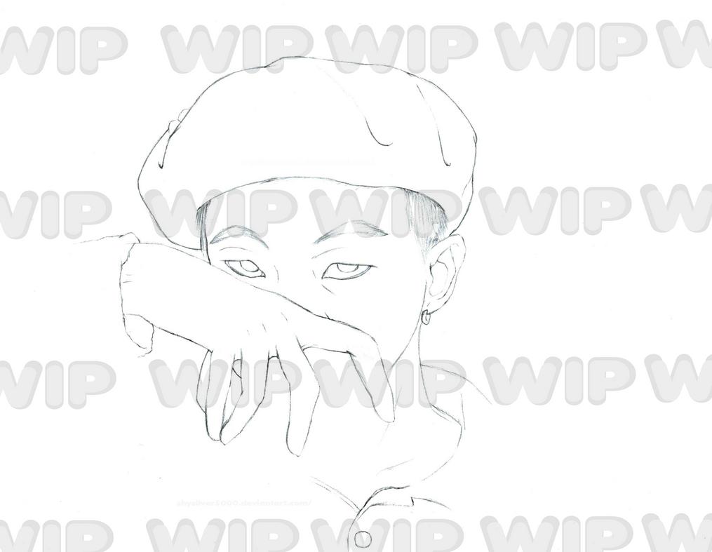 Rapmon(WIP) by ShySilver5000