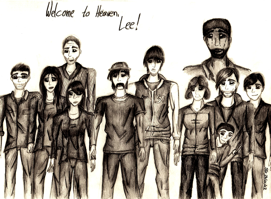 The Walking Dead - 'Welcome to Heaven' *SPOILER* by Livvy-san