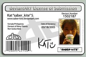 My license to Deviate