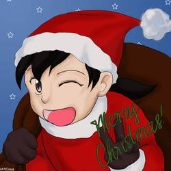 A chibi Christmas