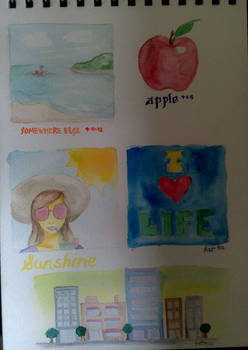 Week 1: Draw Me for September